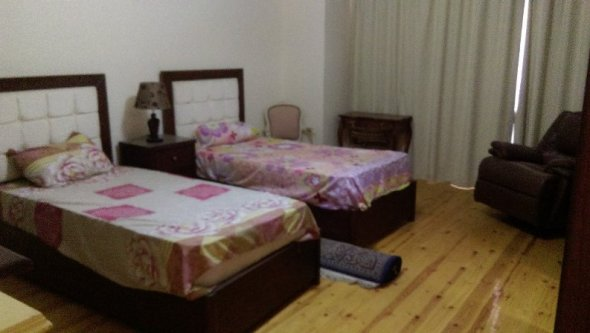 Townhouse for rent furnished at 6 October City