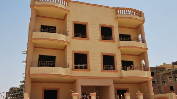 220 flat in a Villa at Sherouk city, Cairo
