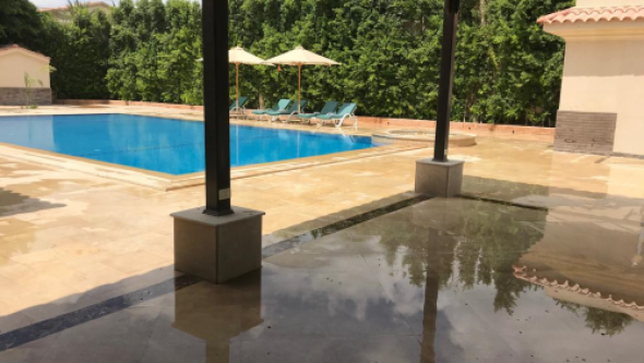 Villa in king maryut with pool