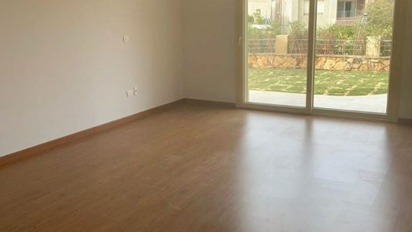 ground floor for rent in palm hills bamboo