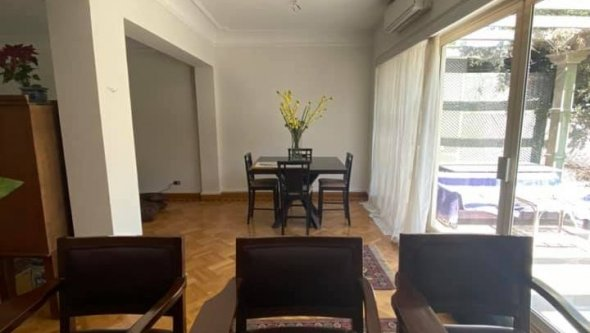 Ground floor apartment for rent in bamboo palm hil