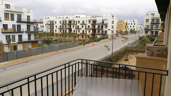 New apartment for rent in Westown Sheikh Zayed Cit