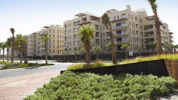 Rent apartment in Forty west Sheikh Zayed City