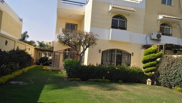 villa twin house for rent in Sheikh Zayed City