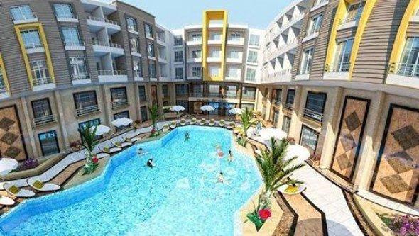 недвижимость в Хургаде, Египте
