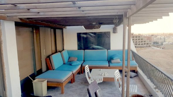 Fully Furnished 2 bedroom apartment in El Mastaba