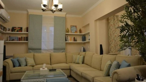 flat for rent furnished in Sheikh Zayed City dunes