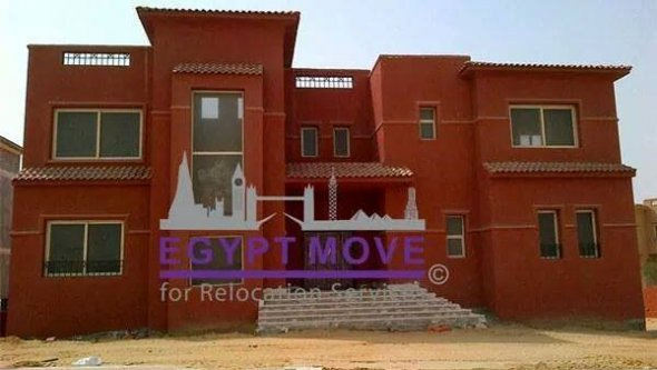 Standalone Villa in Katameya Gardens For Sale, Cairo