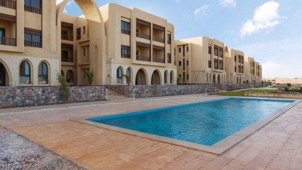 Exclusive Sinai Golf Heights Studio Apartment