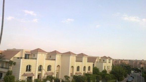 villa townhouse for rent in Mena Garden City
