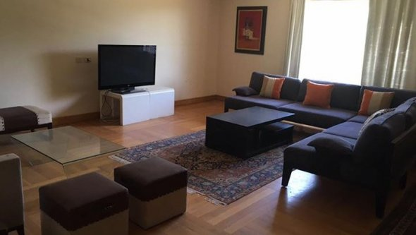 Rent penthouse in palm hills Bamboo 3 bedrooms