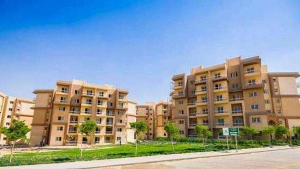 شقة بكمبوند اشجار سيتي 144م للبيع بمدينة 6 اكتوبر