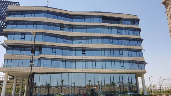 rent office in Cairo Business Park at sheikh zaye