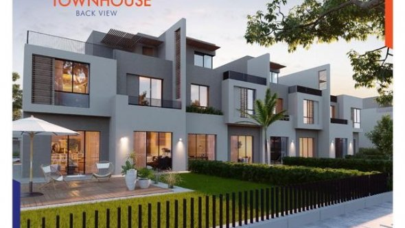 property 4 sale in New Cairo townhouse East Sodic, Cairo
