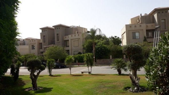 Apartment for rent in Palm Hills Bamboo 6 October, Cairo
