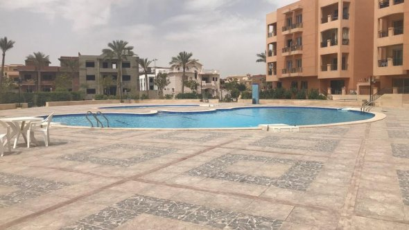apartment for rent in Dream land 6 October City, Cairo