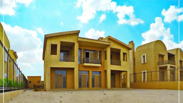 stand alone villa 4 sale in Allegria Sheikh Zayed, Cairo
