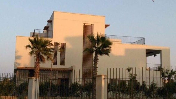 Rent twin house villa for rent in Westown Sodic, Cairo