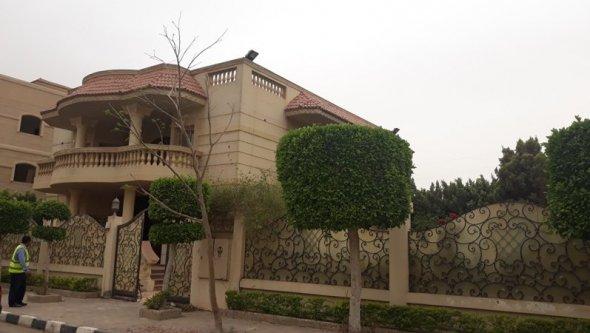 villa for rent inside compound El Nasaim 6 October, Cairo