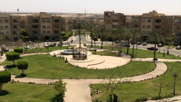 Apartment for rent in Beverly Hills Sheikh Zayed, Cairo