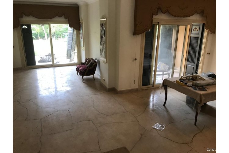 Rent Town house villa in Palm Hills October City, Cairo