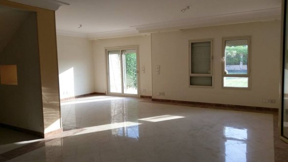 villa for rent in Greens Sheikh Zayed City, Cairo
