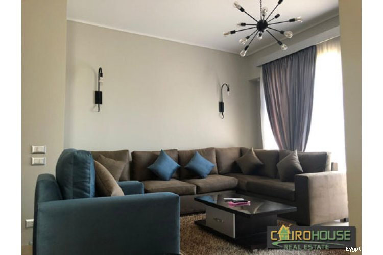 Studio For Rent Furnished in New Cairo at Compound