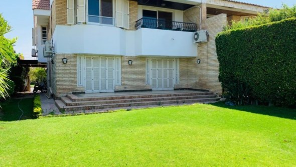 twin house for rent in Al Rabwa sheikh Zayed City