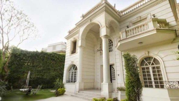 Upscale Villa in Heliopolis