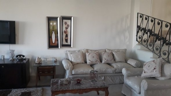 rent villa in Palm Hills October furnished