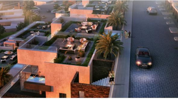 studio sea view ready to move installment 5 years, Cairo