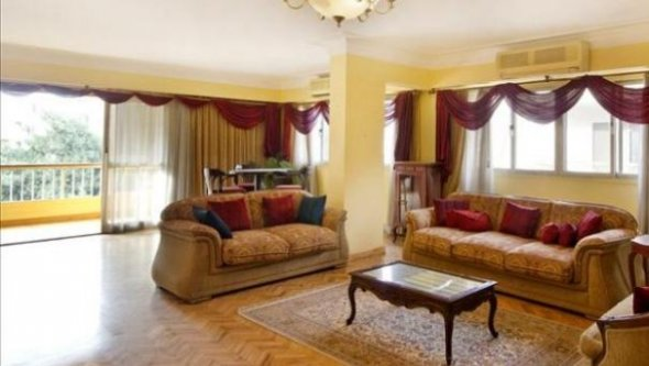 Immaculate Apartment in Degla Maadi