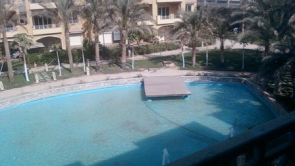 rent apartment in Compound City View 2 Room modern, Cairo