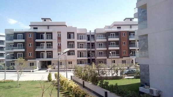 apartment ground floor for sale in sheikh Zayed, Cairo