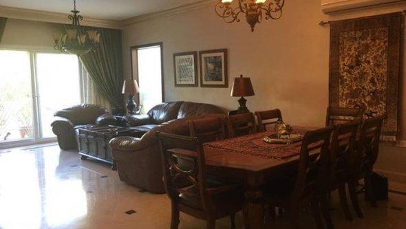 villa for rent for rent with pool in Sheikh Zayed, Cairo