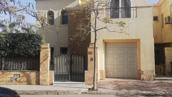 villa for rent in Gardenia park one 6 October city, Cairo