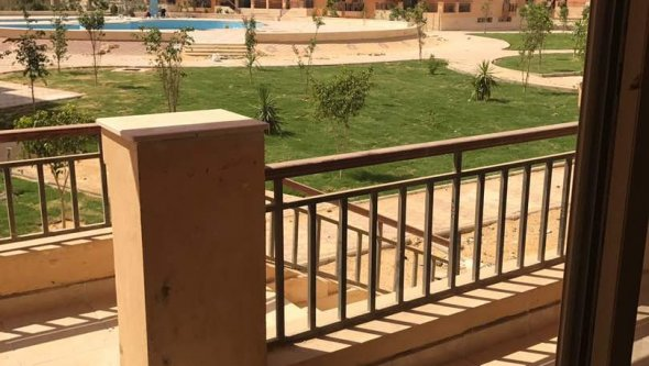 new apartment in Dream land for rent in 6 October, Cairo