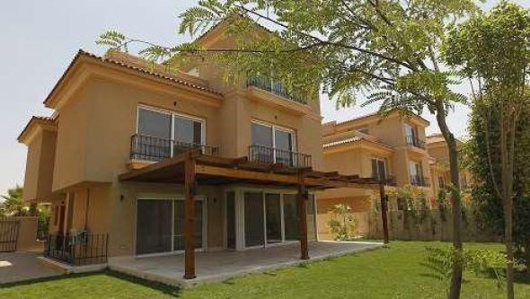 new villa for rent in Garana Farm Cairo Alex Road, Cairo
