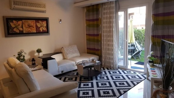 cozy apartment for rent in sheikh Zayed City