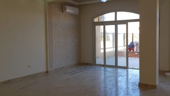 New twin house for rent in sheikh zayed city