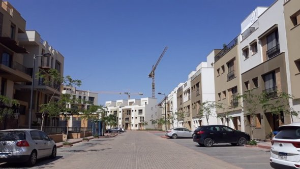 rent apartment in Westown new 2 bedroom Sodic West, Cairo