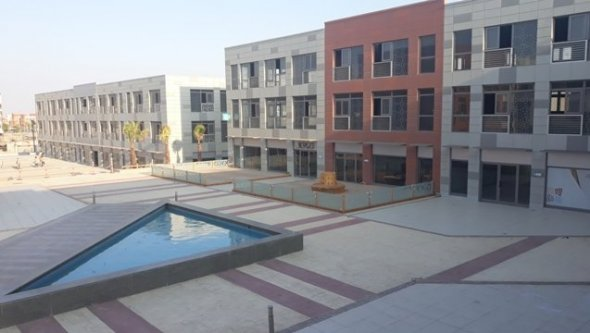 office space for sale in Courtyard Sheikh Zayed, Cairo