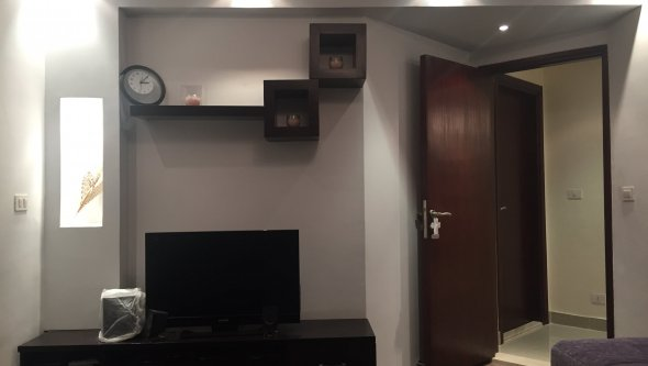 Luxury apartment Fully furnishedشقة ممتازة مفروشة