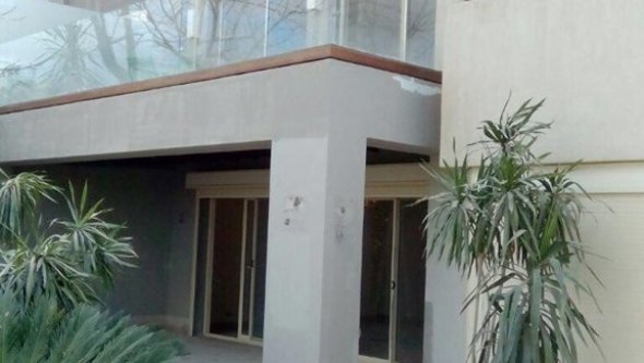 ground floor for rent in palm hills bamboo October