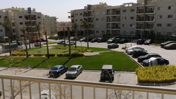 apartment for rent in The Address sheikh Zayed Cit