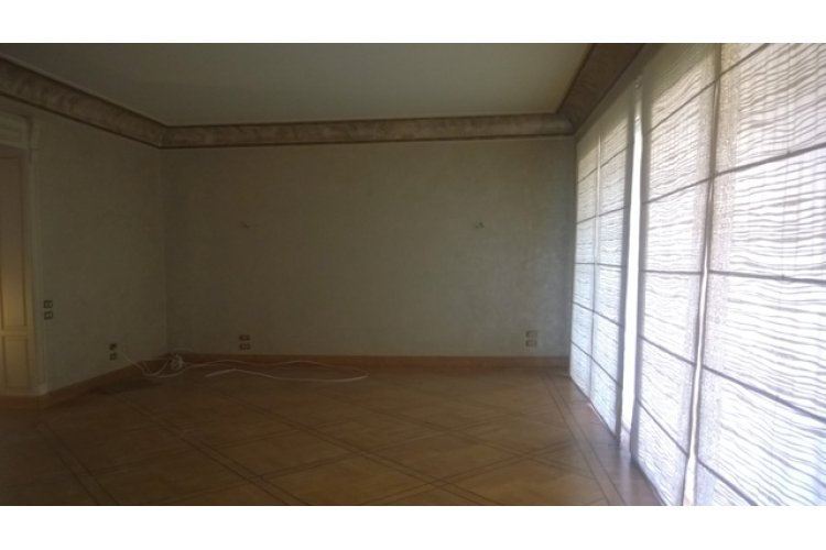 Rent flat Ground floor in Bambo palm hills October, Cairo