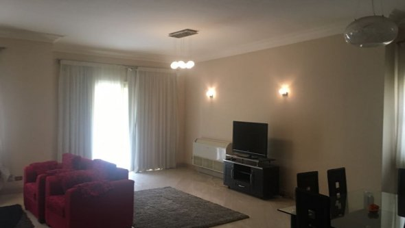 villa for rent furnished in 6 October City