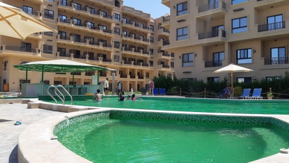 2BD Apartment by the sea in Hurghada, Red Sea / Hurghada