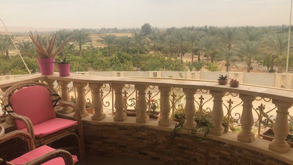 276 meters apartment for sale in Obour