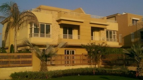 Villa for rent furnished in Jeera Sheikh Zayed